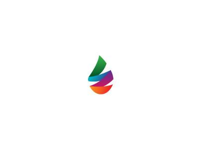 Drop logo milash mark
