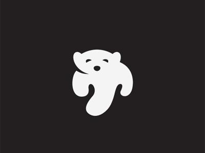 Polar Cub logo mark symbol cub bear milash george bokhua