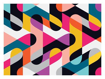 composition branding pattern design illustration identity logo