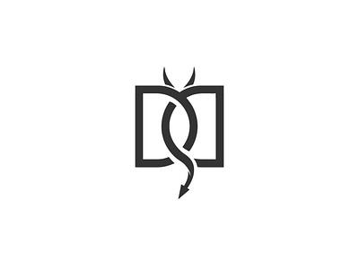 DD devil satan logo devil logo satan logo logo design satan devil dd