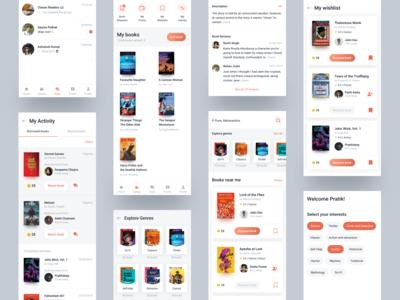 ShareRead - Book sharing app