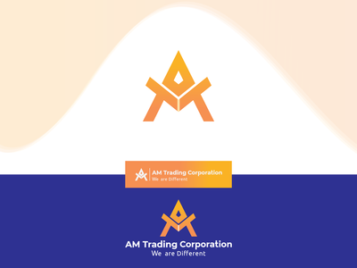 Logo Design For AM Trading Corporation