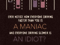 Maniac / Idiot