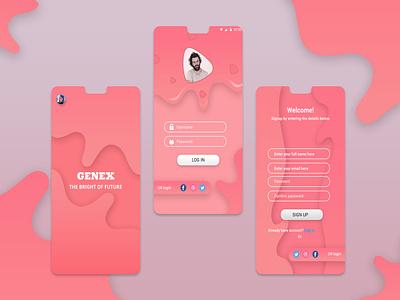 App form uidesign color mobile app designers australia android signup page signup form login design login page login form login box signup login uiux ui app design