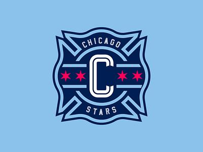 Chicago Stars sportsbranding logo branding