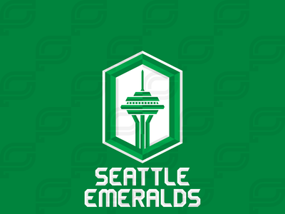 Seattle Emeralds iaafproject branding design sportsbranding logo