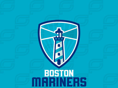 Boston Mariners iaafproject design branding sportsbranding logo