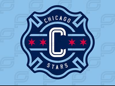 Chicago Stars iaafproject design branding sportsbranding logo