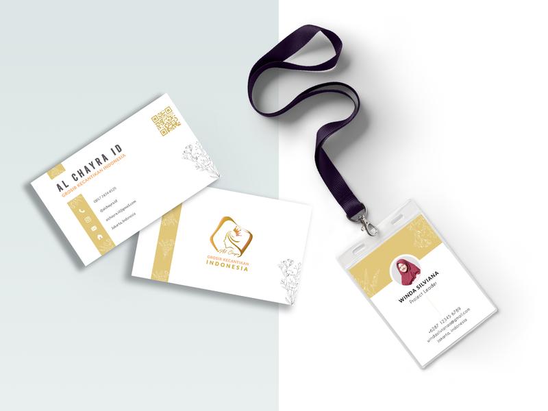 Al Chayra Indonesia card design card illustration branding branding design logo design graphic design brand identity design