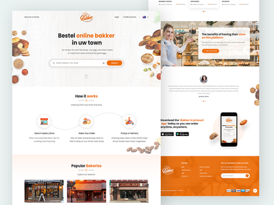 Online Bakery Stores