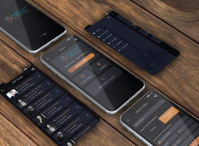 Law App Design