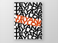 Teyana Taylor Poster