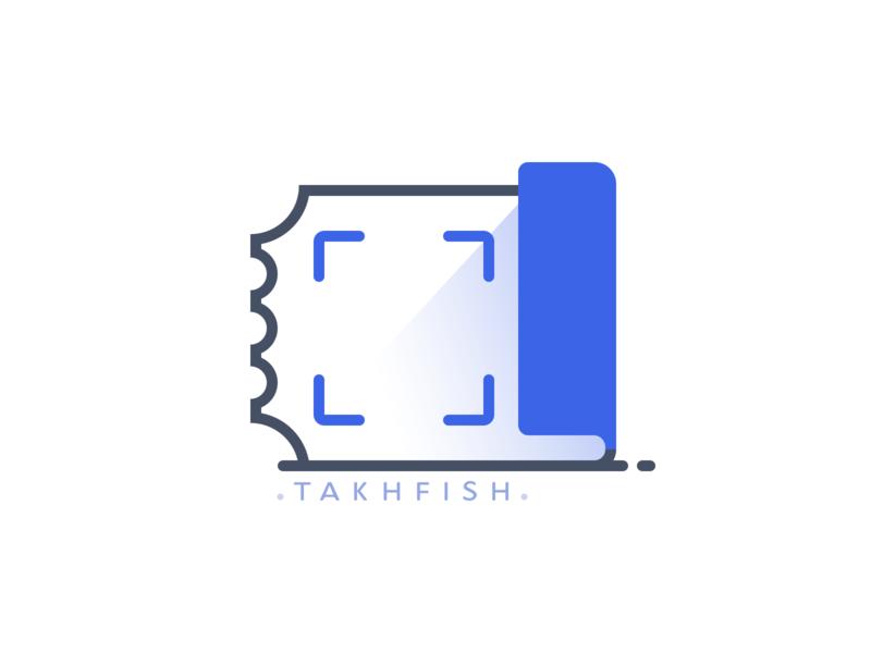 Takhfish Logo