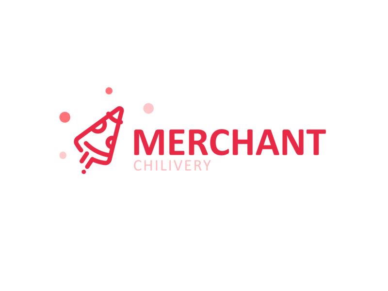 Merchant Panel Logo design vector logo logodesign logo design merchant chilivery failure