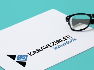 KARAVEZIRLER BRANDING 2019 logodesign creative businesscard logo pattern design pattern illustration branding vector layout design