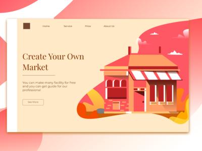 Market Landing Page Exploration