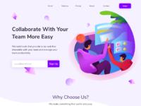Collaborative page