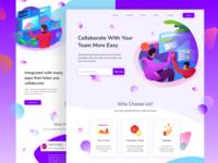 Collaborative Website Design