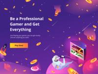 Professional Gamers Exploration