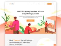 Deliver Everything Website