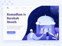 Ramadhan Landing Page Exploration