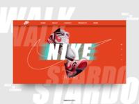 Nike walk to stardom