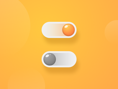 On/Off Switch - 015 dailyui015 on off off on switch dailyui ui