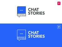 Logo Chat Stories