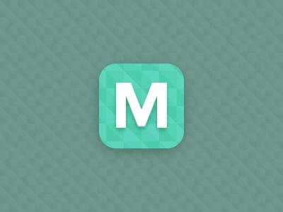 M ios ios7 ios6 app ui pattern icon