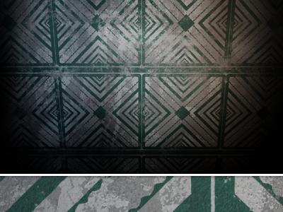 Cave Johnson portal wallpaper texture pattern wall blue orange green