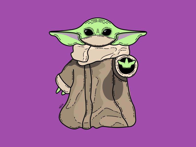 Character - Baby Yoda