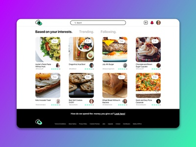 Recipe Web App