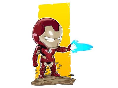 Iron- The Bubble Head