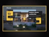 Sale houses Concept