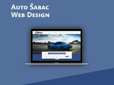 Web design - Car dealers responsive car dealers ux ui web design