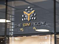 The Sim Room Mockup