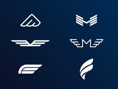 Wing Logos