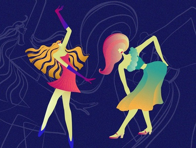 Crazy dancing 3