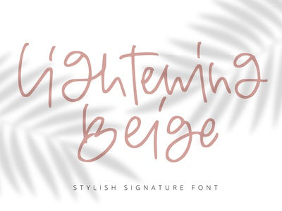 SKINTONE font cosmetic makeup artist fashion luxury font lettering font wedding invitation signature font script monoline modern luxury lovely logo handwritten elegant design calligraphy font branding alternate
