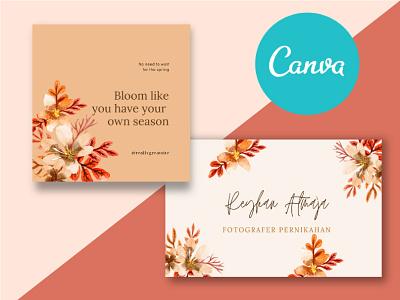 layout design Canva typography ux illustration design company