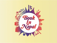Book in Nepal logo