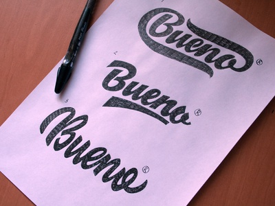 Bueno Pathfinder lettering artist calligraphy artist evgeny tkhorzhevsky calligraphy and lettering artist hand lettering logo lettering logo calligraphy logo et lettering calligraphy logo font type