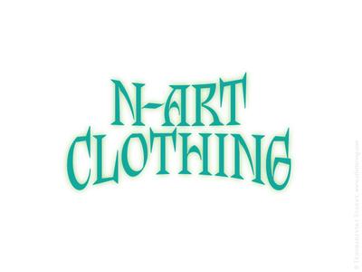 Nart Сlothing Calligraphy Logo