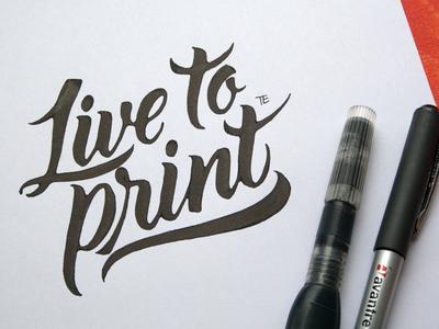 Livetoprint Calligraphy Logo et lettering calligraphy logo font type calligraphy logo lettering logo hand lettering logo calligraphy and lettering artist evgeny tkhorzhevsky calligraphy artist lettering artist