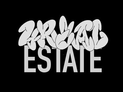 4RealEstate evgeny tkhorzhevsky graphic design hand lettering logo tagging graffiti calligraphy logo lettering logo et lettering logo calligraphy