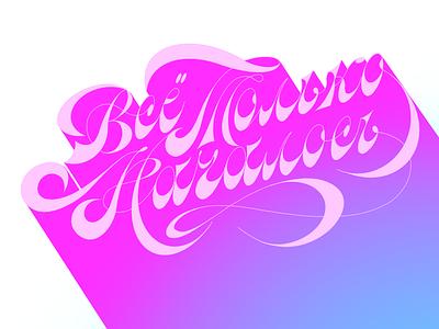 It's only the beginning (cyr.) etlettering type design evgeny tkhorzhevsky hand lettering logo calligraphy logo lettering logo calligraphy