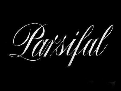 Parsifal lettering artist calligraphy artist evgeny tkhorzhevsky calligraphy and lettering artist hand lettering logo lettering logo calligraphy logo type font logo calligraphy et lettering