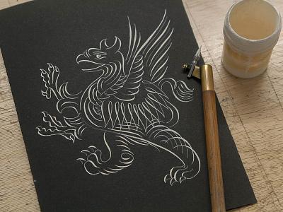Grifon lettering artist calligraphy artist evgeny tkhorzhevsky calligraphy and lettering artist hand lettering logo lettering logo calligraphy logo type font logo calligraphy et lettering