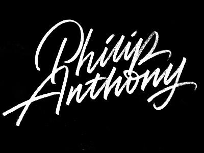 Philip design etlettering lettering logo evgeny tkhorzhevsky calligraphy and lettering artist logo font et lettering calligraphy
