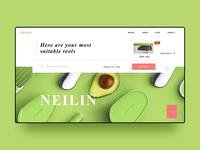 Web Design 05 / 14 modification